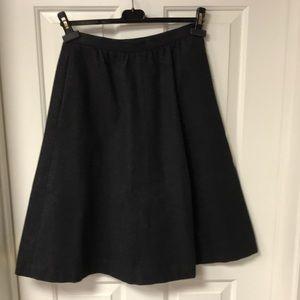 Dresses & Skirts - Winter wool blend 6/7 skirt